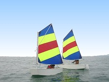 Optimist courses teach all the basics for safe and fun sailing