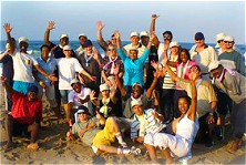 Tanjung Resang's outdoor activities are ideal<BR>for team-building corporate retreats